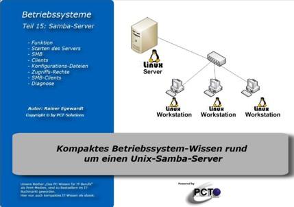 Unix samba server